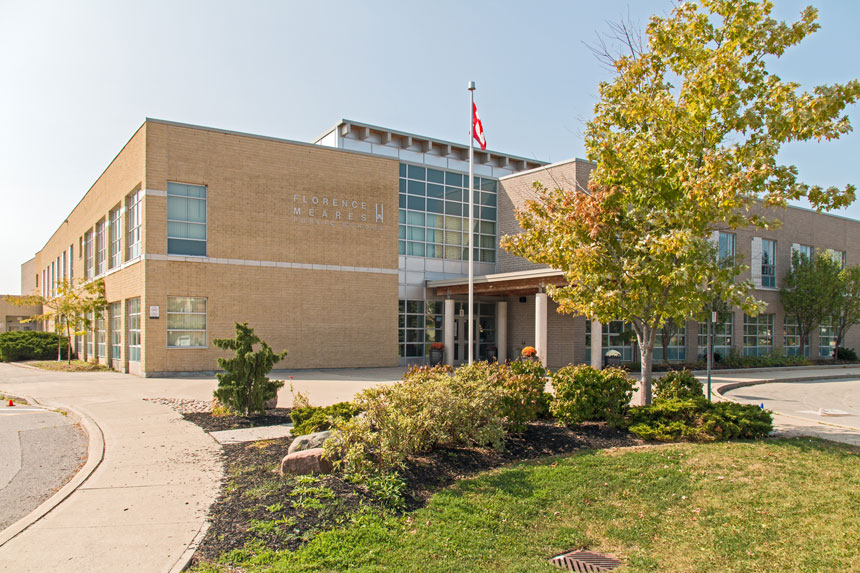 Burlington Millcroft Florence Meares Public School